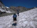 the last push to Camp Muir