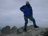 that's me near the summit